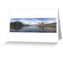 Eilean Donan Castle, Scotland Greeting Card