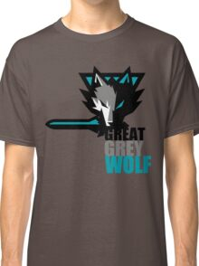 The Great Grey Wolf Classic T-Shirt