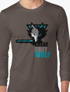 The Great Grey Wolf T-Shirt