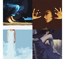 Tori Amos Pop Art Photographic Print