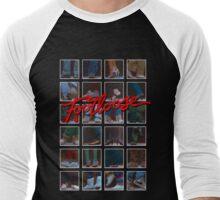 Footloose Men's Baseball ¾ T-Shirt