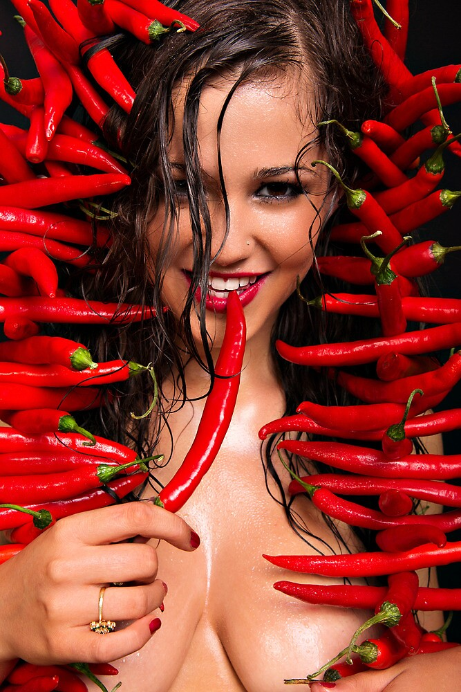 If its Chilli , why am I hot? by skorphoto