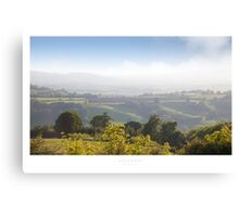 Broadway, Worcestershire Canvas Print