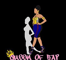 Queen of Rap  by sayers