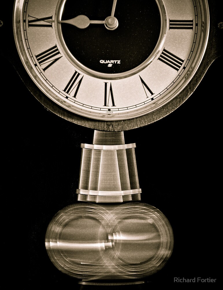 Time flies by Richard Fortier