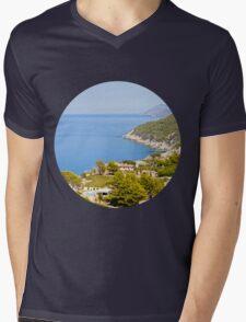 Majorca Mens V-Neck T-Shirt