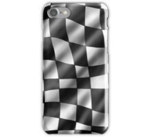 Chequered Flag iPhone Case/Skin