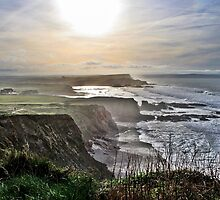 Sunny Winter Day in Kernow by Wonkstar