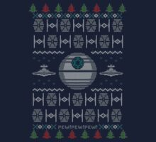Ugly christmas - Star wars ugly christmas sweaters by HueAnh