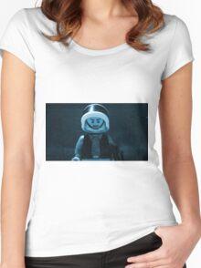 Rebel Trooper Women's Fitted Scoop T-Shirt
