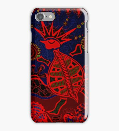 Power of Emotions iPhone Case/Skin