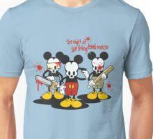 Living Dead Mickey Unisex T-Shirt