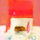 Fireplace  by CatchyLittleArt