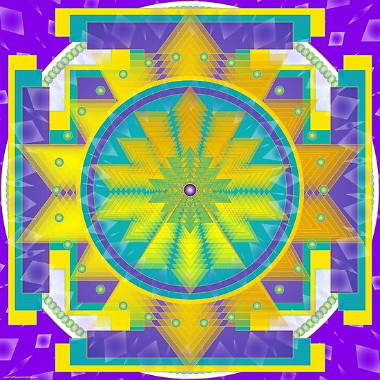 Mandala KAREN by shoffman