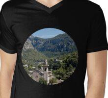Valldemossa Mens V-Neck T-Shirt