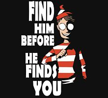 Hiding in the Dark funny nerd geek geeky Unisex T-Shirt