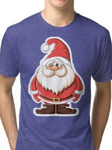 Christmas & New Year Tri-blend T-Shirt