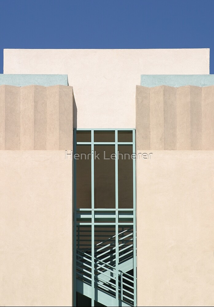 Stairs Tower by Henrik Lehnerer