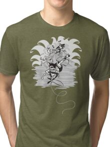 Let's Rock Tri-blend T-Shirt
