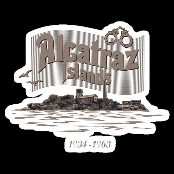Alcatras Island by ullilange