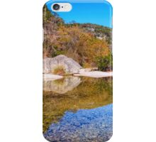 Lost Maples State Natural Area II iPhone Case/Skin
