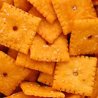 Cheese Crackers by Lindsay Fulda