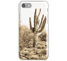 Saguaro iPhone Case/Skin