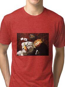 The Big Lebowski - Dude Tri-blend T-Shirt
