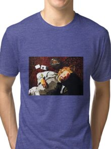The Big Lebowski - Dude Tri-blend T-Shirt