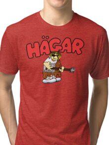 Hagar The Rockstar Tri-blend T-Shirt
