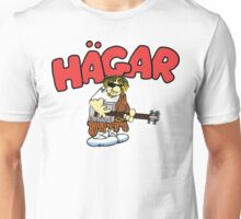 Hagar The Rockstar Unisex T-Shirt