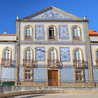 Casa de Santa Zita in Aveiro by João Figueiredo