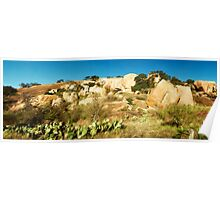 Enchanted Rock State Natural Area Poster