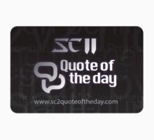 SC2 Quote of the Day - Classic  by sc2quotes