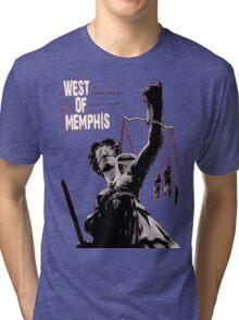 West of Memphis Tri-blend T-Shirt