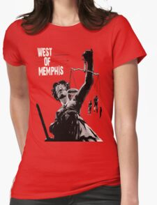 West of Memphis Womens Fitted T-Shirt