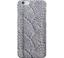 Dragon skin textured knit iPhone Case/Skin