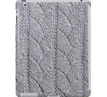 Dragon skin textured knit iPad Case/Skin