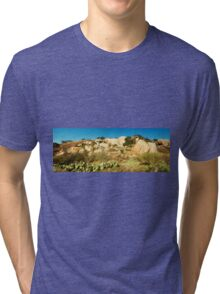 Enchanted Rock State Natural Area Tri-blend T-Shirt
