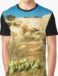 Enchanted Rock State Natural Area Graphic T-Shirt
