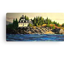 Indian Island Canvas Print