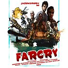 FARCRY 3 by fuggleberry