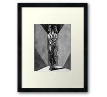 Physiognamy Framed Print