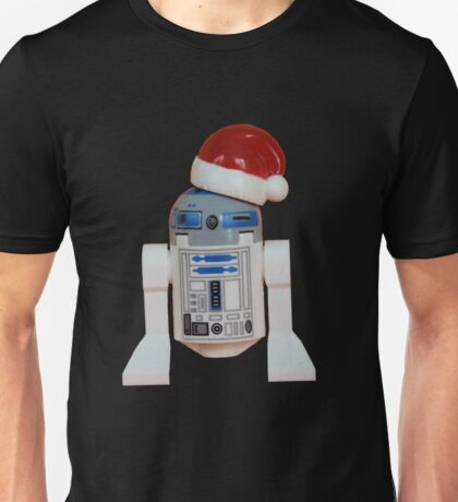 R2-D2 Santa Unisex T-Shirt