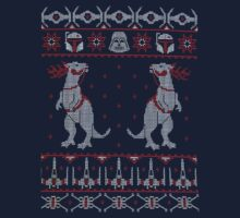 Ugly christmas- Ugly sweatshirt-star wars ugly christmas sweaters by HueAnh
