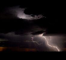 Lightning by glacierdave
