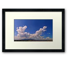 ©HCS Castle In The Wind Framed Print