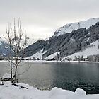 Lake Eugenisee by Daidalos