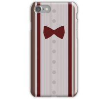 11th Doctor Costume iPhone/iPad Case iPhone Case/Skin