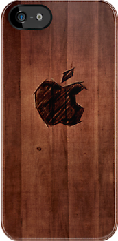 Wooden iPhone case by Sarah  Mac